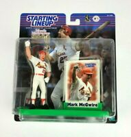2000 MLB Starting Lineup Mark McGwire St Louis Cardinals Action Figure