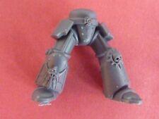 Space Marine DARK ANGELS Deathwing KNIGHTS LEGS (D) - Bits 40K