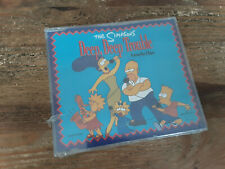 CD Pop The Simpsons - Deep Deep Trouble (4 Song) MCD DAVID GEFFEN sc OVP