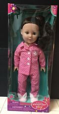 New Madame Alexander ~ Let's Have a Sleepover ~ 18 inch Doll