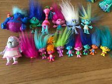 Dreamworks Troll figures bundle