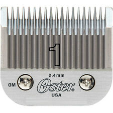 New Oster Blades for 76 # 1 Clipper Blade 76918-086