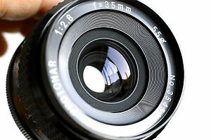 PROTONAR  (for Pentax PK Bayonet)  35mm f/2.8  Wide Angle Lens   - Made in Japan