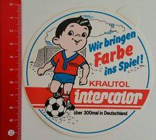 ADESIVI/Sticker: krautol intercolor (050616120)