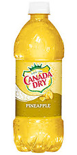 Canada Dry Pineapple Soda 6 Pack
