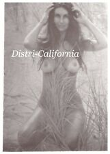 Vintage Nude Photo early 1970's Young Women in Nature
