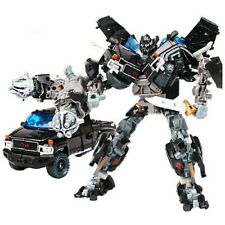 transformer ironhide black truck by weijiang high quality import 19cm no box