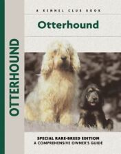 Otterhound KENNEL CLUB BOOKS Hardcover BOWTIE ILLUSTRATED Puppy Dog CARE NEW
