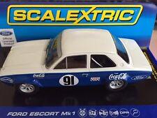 C3672 Scalextric Ford Escort Mk1 Allan Moffat 1970 Calder Park 1:32