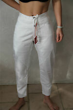 pantalon chino blanc MARITHE FRANCOIS GIRBAUD taille 44 (34) NEUF ÉTIQUETTE
