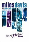 C16 BRAND NEW SEALED Miles Davis - Live At Montreux 1991 with Quincy Jones (DVD)