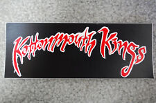 Kottonmouth Kings Sticker (S427)
