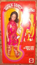 RARE VINTAGE 1971 Walk Lively STEFFIE Barbie HTF MIB!!