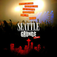 "Various Artists : Seattle Grunge: Live VINYL 12"" Album (2018) ***NEW***"