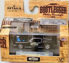 M2 Machines 2016 Bootlegger 1968 Ford Mustang Cobra-Jet Bl02