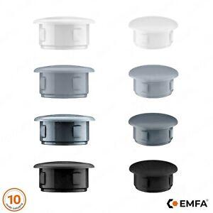 plug fixing holes blanking plugs plastic cover finishing inserts hole cap round