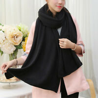 Men Women Cotton Long Soft Warm Scarf Wrap Shawl Scarves Winter Autumn Gifts