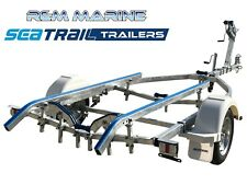 EOFY SALE Seatrail 4.6M Skid Boat Trailer (5.17m Long Overall)