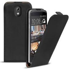 Flip Case HTC Desire 526 526g Hülle Pu Leder Klapphülle Handy Tasche Cover