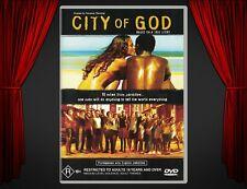 Dvd Movie | City Of God (2002) | Alexandre Rodrigues; Seu Jorge; Leandro Firmino