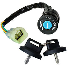 IGNITION SWITCH KEY FOR BOMBARDIER CAN-AM MINI DS 90 2002-2007 /QUEST 50 90 2003