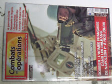 17$$ Revue Combats & Operations n°4 Balkans 1991/2012 / Dalmatie 1806/07 / USKUB