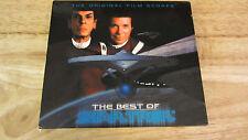The Best of Star Trek Original Film Scores CD Disc 1991 Camden Deluxe BMG Rare