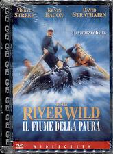THE RIVER WILD il fiume della paura - DVD NUOVO E SIGILLATO, EDIZIONE JEWEL CASE