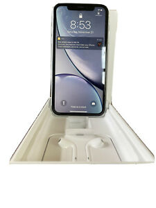 Apple iPhone XR - 256GB - White (Unlocked) A1984 (CDMA + GSM)