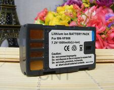 BN-VF808U Li-ion Battery Pack for JVC GR-DA30 GR-DA30U GRDA30U MiniDV Camcorder