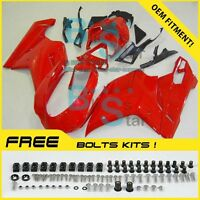 Fit Ducati 1098 848 1198 Fairings Bolts Screws For Set Bodywork Plastic 55