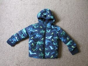 Bluezoo boys 18-24 months 1.5-2 years Dinosaurs jacket coat -  Good condition