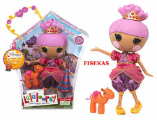 Lalaloopsy Limited Edition Sahara Mirage Full Size Large Doll with Pet Camel NEW