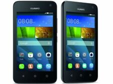 Teléfonos móviles libres negro Huawei de cuatro núcleos