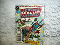 JUSTICE LEAGUE OF AMERICA COMICS DC DIGEST 1981 VOL 2 NO 11 PAPERBACK USA