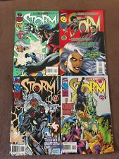 Storm - Limited Series #1-4 - complete run  NM X-men MARVEL Comic Books