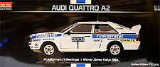 Audi Quattro A2 Vincitore Gennaio Rallye 1984 - # 1 Lim.750 pezzi 1:18 Sun Star