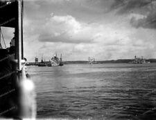 Glas-Negativ-Kiel-Schlachtschiff-Reichsmarine-Deutschland-Klasse-Signalturm-