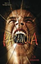 The Night Walkers: Paranoia 2 by J. R. Johansson (2014, Paperback)