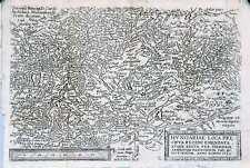 Antica mappa, hungariae
