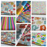 ELLIE ELEPHANT 100% patchwork & quilting fabric by Makower - floral. butterflies