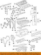 BMW OEM 15-18 M4-Engine Valve Cover 11127846359