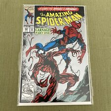Amazing Spider-Man 361 1st Appearance of Carnage 1992 2nd P. CGC Ready 9.4 +