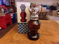 AVON CHESS PIECE THE QUEEN  full of TAI WINDS after shave