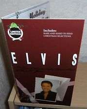 "ELVIS PRESLEY CD ""IT WON'T SEEM LIKE CHRISTMAS WITHOUT YOU"" 2011 SILVER BELLS +"