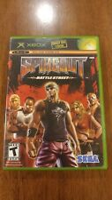 Spikeout: Battle Street (Microsoft Xbox, 2005) GOOD COMPLETE! MAIL IT TOMORROW!