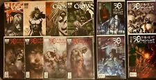 IDW Comic Lot: 30 Days Of Night & The Crow