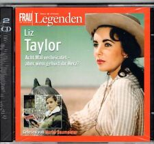 LIZ TAYLOR - Die- LEGENDEN (2 CDs) NEU OVP