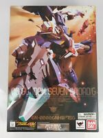 Bandai Metal Build 00 Gundam Seven Sword/G Mobile Suit Gundam 00V Open Box