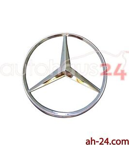 MERCEDES-BENZ W164 GL FRONT GRILLE STAR NEW GL550 2008-2012 NEW GENUINE OE
